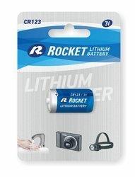 Bateria Litowa CR123A Rocket