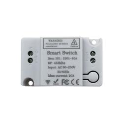 Przekaźnik RF433 MHZ 10A QC NM